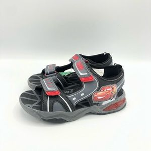 Disney Pixar Cars Lightning McQueen LightUp Sandal